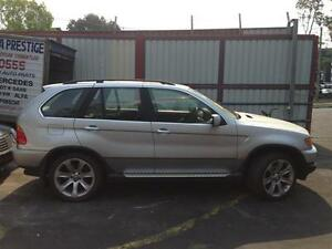BMW X5 4.4 E53 YEARS FROM******2001******2003 COMPLETE CAR PARTS North Parramatta Parramatta Area Preview