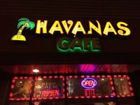 Havanas Cafe Launching Coffee with WiFi in House!! COME 4 BLOG