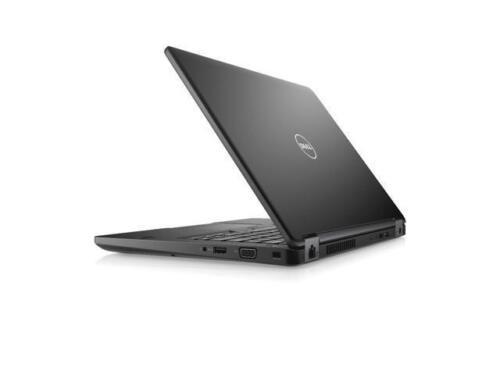 """Dell Latitude 5480 Intel Core i5-6300U X2 2.4GHz 8GB 128GB SSD 14"""", Black (Certi"""