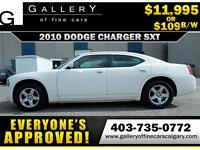 2010 Dodge Charger SXT $109 bi-weekly APPLY NOW DRIVE NOW