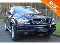 2011 61 VOLVO XC90 2.4 D5 SE AWD 5D AUTO 200 BHP DIESEL