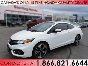 2015 Honda Civic Si | NO ACCIDENTS | 1 OWNER