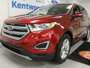 2015 Ford Edge SEL AWD ecoboost- Leather, NAV, sunroof, heated s