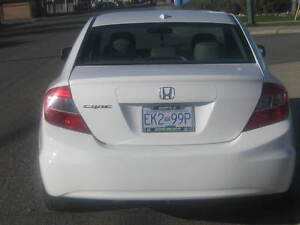 $15.000 Reduced to sell 2012 Honda Civic EX-L Sedan.