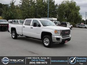 2016 GMC SIERRA 3500HD CREW CAB LONG BOX 4X4