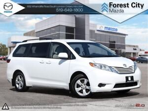 2015 Toyota Sienna | LE | Heated Seats | Bluetooth | Cruise Cont