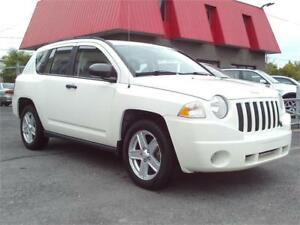 2007 Jeep Compass Sport Seulement 49000km