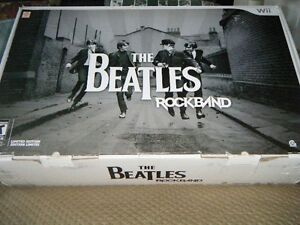 Limited Edition Beatles Rockband ( just reduced 1/2 price!