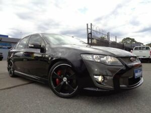 2009 FPV F6 FG Black 6 Speed Auto Seq Sportshift Sedan Pooraka Salisbury Area Preview