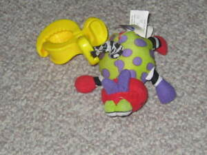 Baby Wiggly Pull Toy