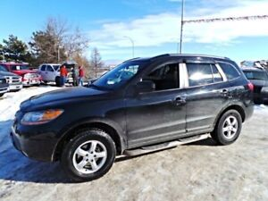 2009 Hyundai SANTE FE AWD LIMITED For Sale Edmonton