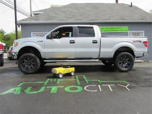 2014 Ford F-150...LIFTED
