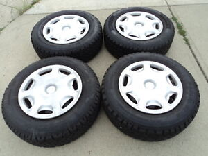 4 Winter Tires for Toyota Camry / Sienna 215/65/15