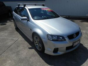 2012 Holden Commodore VE II MY12.5 SV6 Sportwagon Silver 6 Speed Sports Automatic Wagon Currimundi Caloundra Area Preview