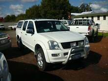 2003 Holden Rodeo Ute Collie Collie Area Preview