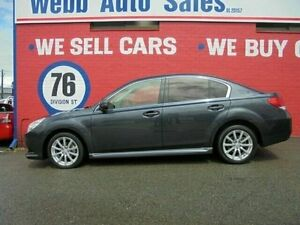 2012 Subaru Liberty B5 MY13 2.5i Lineartronic AWD Grey 6 Speed Constant Variable Sedan Welshpool Canning Area Preview