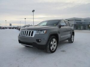 2013 Jeep Grand Cherokee Overland. Text 780-205-4934 for more in