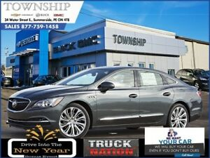 2017 Buick LaCrosse Premium - AWD - New Design! - 0% Up to 84 Mo
