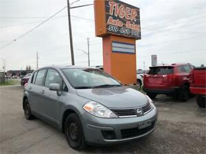 2008 Nissan Versa 1.8**6 SPEED***ONLY 125 KMS***CERTIFIED