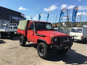 1991 Toyota Landcruiser HZJ75RP (4x4) 5 Speed Manual 4x4 Lilydale Yarra Ranges Preview