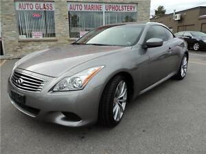 2009 Infiniti G37S Convertible-WINTER TIRES AND WHEELS INCLUDED