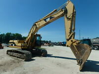 REALLY NICE LOADED CAT EXCAVATOR