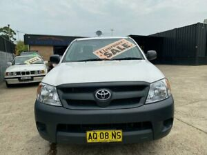2007 TOYOTA HILUX Greenacre Bankstown Area Preview