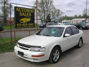 !!!Sold AS-IS!!! 1999 Nissan maxima 3.0L