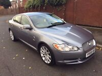 JAGUAR XF 2.7 TD, PREMIUM LUXURY, FULL JAGUAR HISTORY, FULLY LOADED MODEL, £7250