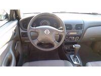 Nissan sentra 2004 avec clim nego