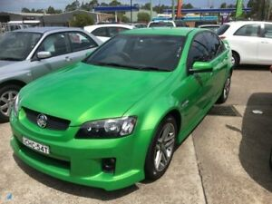 2008 Holden Commodore VE SV6 Atomic Sports Automatic Sedan