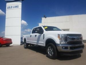 2017 Ford Super Duty F-350 SRW XLT LONG BOX, BACK UP SENSORS, SK