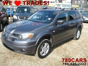 2006 Mitsubishi Outlander Limited 4dr All-wheel Drive