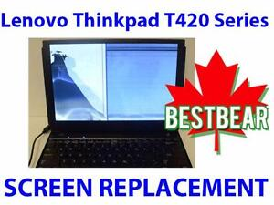 Screen Replacment for Lenovo Thinkpad T420 Series Laptop