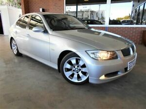 2006 BMW 325i E90 Silver 6 Speed Auto Steptronic Sedan St James Victoria Park Area Preview
