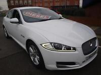 63 JAGUAR XF 2.2TD 161 BHP LUXURY AUTOMATIC 4 DOOR DIESEL LOADED