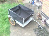 """bike trailer 30"""" x 24"""""""