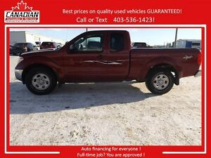2007 Nissan Frontier XE 84848 kms!REDUCED $1000 STAMPEDE SALE!