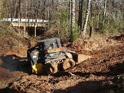 Skid Steer Tracks 10x16.5 Tires Loader Fits Bobcat New Holland Case Jd More Ott