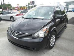 2008 Nissan Quest 3.5S Minivan, Van