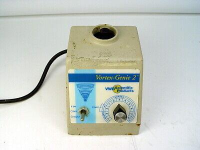 Vwr Scientific Vortex Genie 2 Mixer Shaker G-560