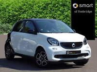 smart forfour PRIME (white) 2017-03-17