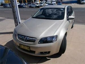 2010 Holden Berlina VE MY10 Gold 6 Speed Automatic Sportswagon Fyshwick South Canberra Preview