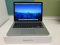 "Apple MacBook Pro 13.3"" Retina display, 2015 edition, i5 Dual Core, 128GB SSD, OS X Sierra (10.12.3)"