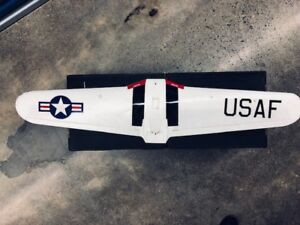 Kyosho T-33 RC Model Jet Plane Wing Only