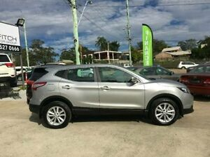 2014 Nissan Qashqai J11 ST Platinum Silver 1 SPEED Wagon Southport Gold Coast City Preview