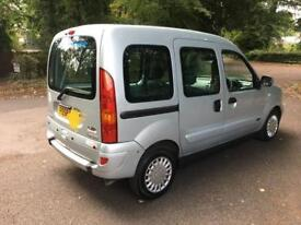 Renault Kangoo ELEVEN THOUSAND MILES ONLY WAV WHEELCHAIR VEHICLE DISABLED
