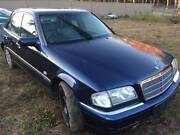 Mercedes C200 1997 PARTS ONLY Chipping Norton Liverpool Area Preview