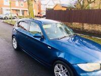 2007 BMW 120D SPORT 170bHP FULL LOGBOOK not golf today passat m Jetta Mercedes Skoda Audi Leon fr vr