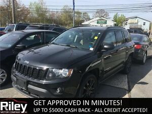 2013 Jeep Compass Sport STARTING AT $123.41 BI-WEEKLY